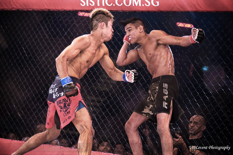 Sports Photography Rebel Fighting Championship Battle Of Royal