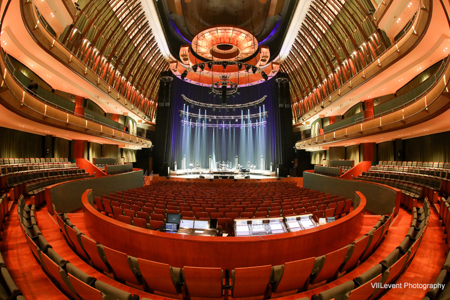 Photographer Esplanade Concert Hall