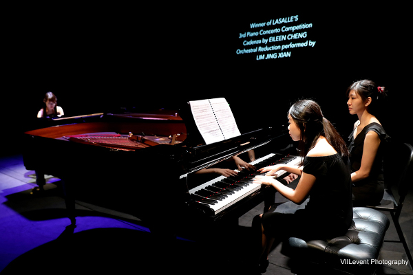 Photographer - LASALLE College of the Arts - Piano Voyage 2018