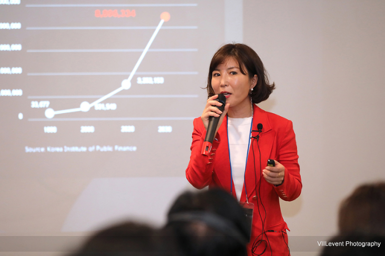 Event Photographer - The 1st Korea ICO Day in Singapore